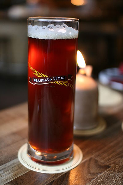 German Beer. Source: Wiki commons